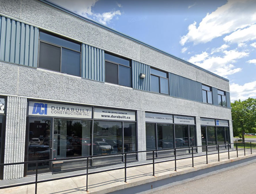 2212 Gladwin Cres office for rent